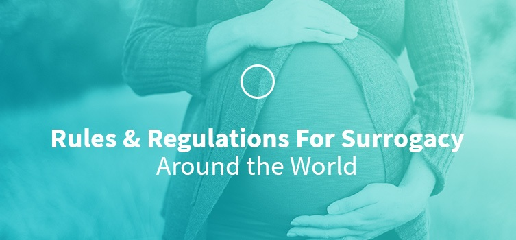surrogacy rules and regulations