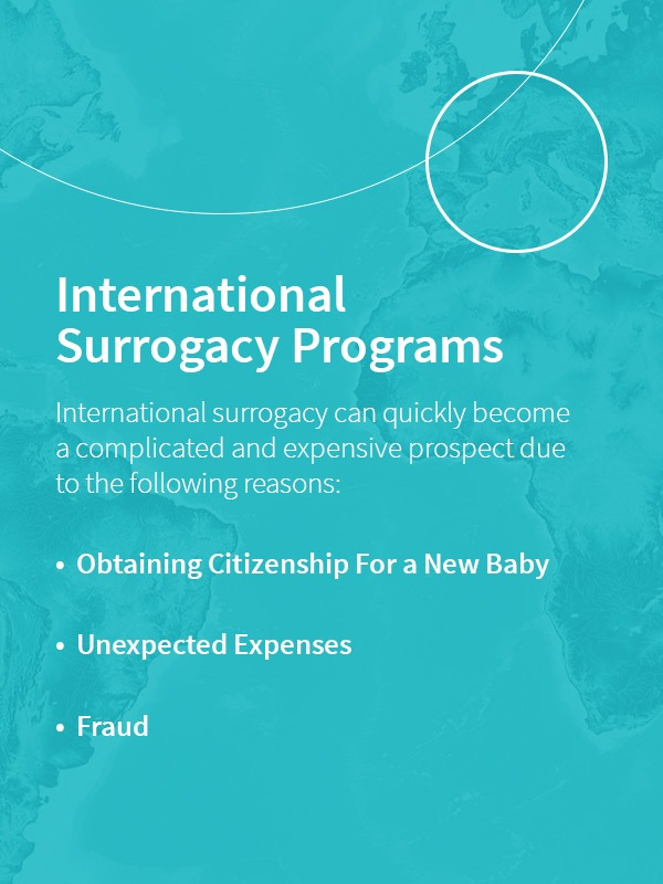 international surrogacy programs