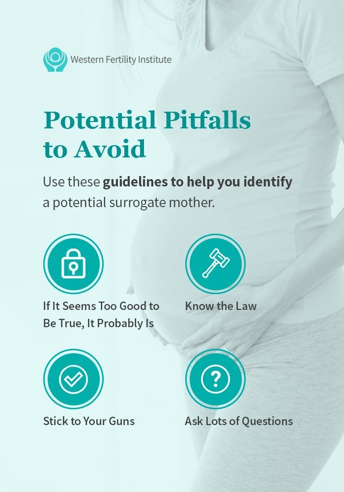 pitfalls to avoid in surrogacy