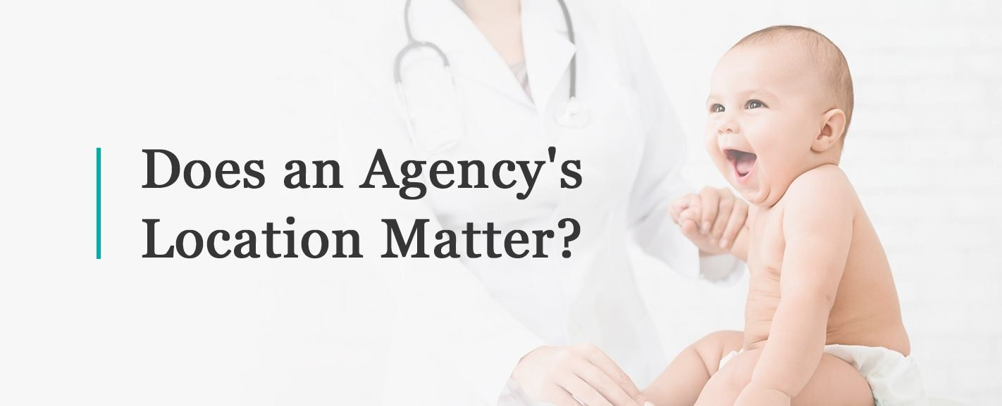 does an agency's location matter